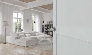 Door handles interior