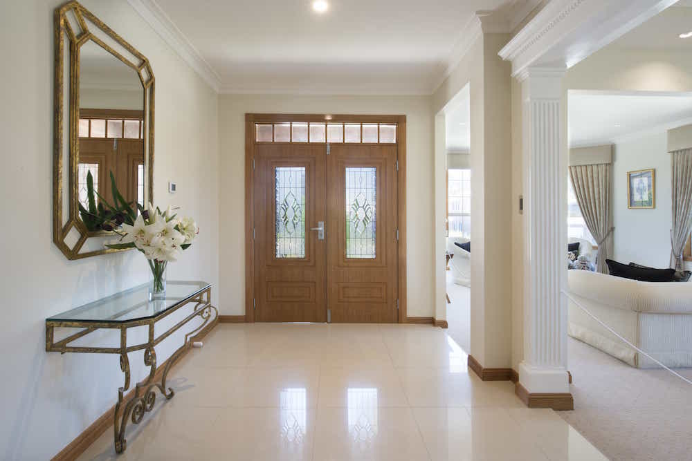Front door replacement. Is it time to upgrade yours?