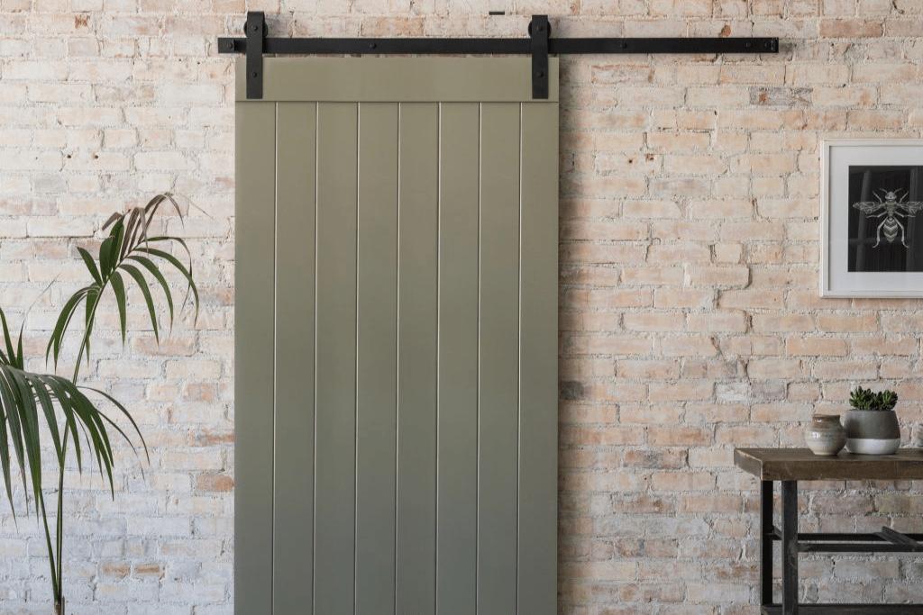 Barn doors for beginners. Trend or timeless?