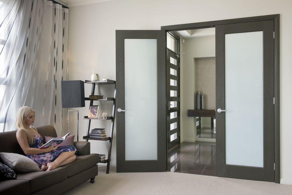 Why adding glass internal doors creates a huge impact!