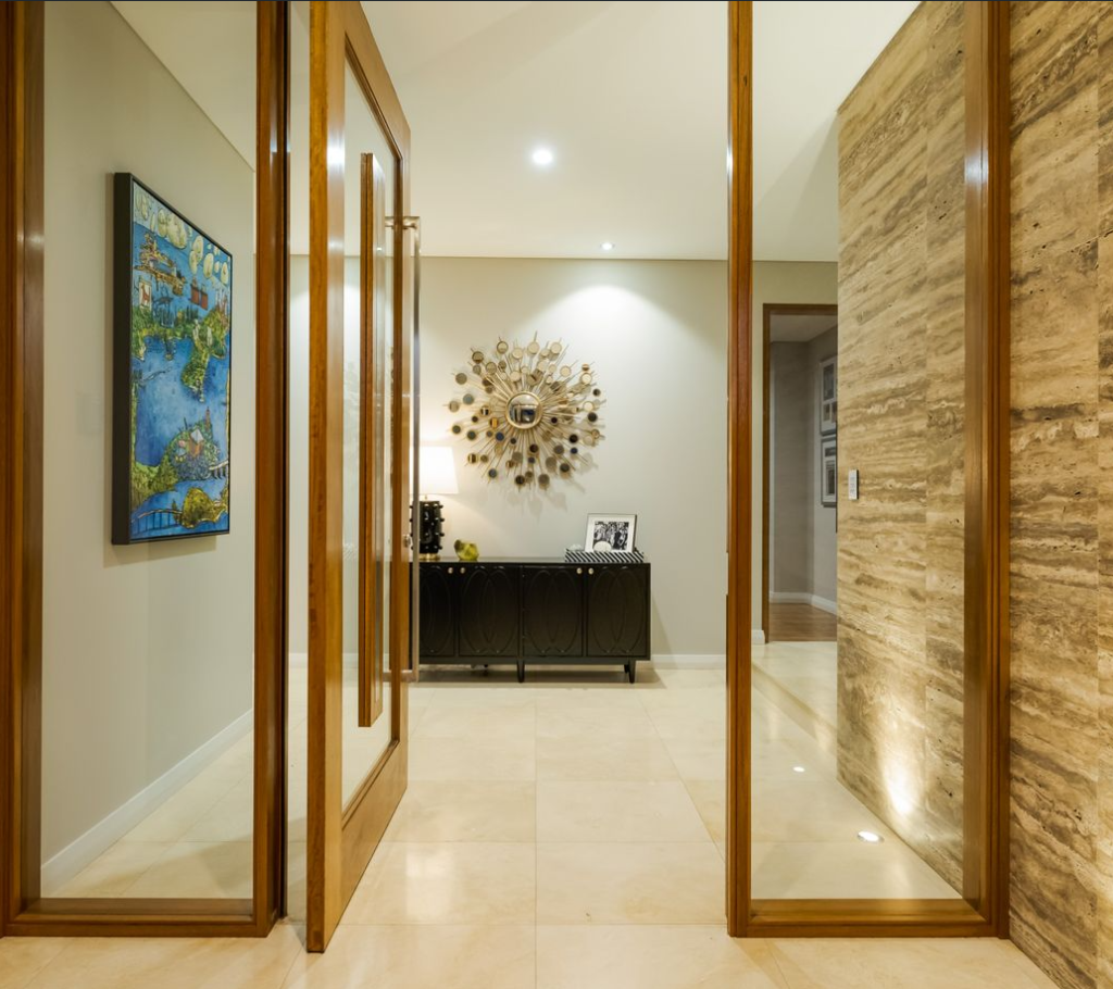 Sidelights and Highlights. Create the look of luxury!