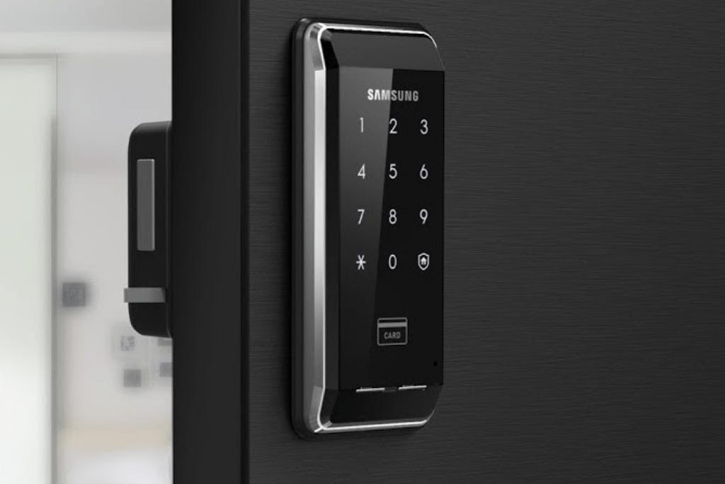 Digital door locks. Keys are so last year!